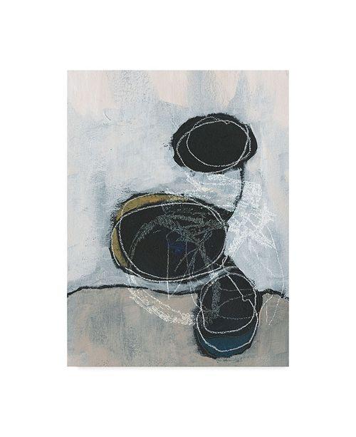 "Trademark Global Jennifer Paxton Parker Primary Orbs II Canvas Art - 37"" x 49"""