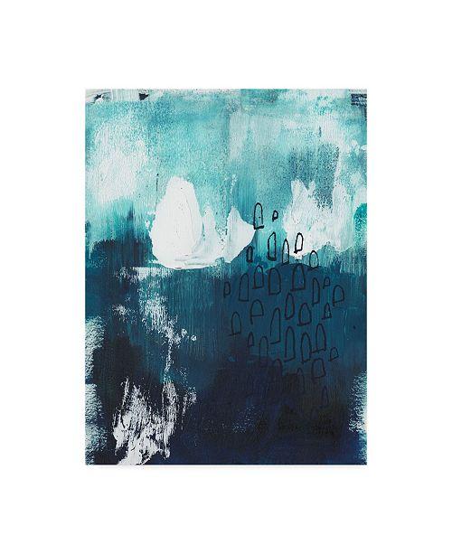 "Trademark Global Jennifer Paxton Parker Seaspray II Canvas Art - 37"" x 49"""