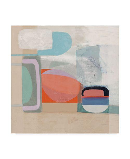 "Trademark Global Victoria Borges Multiform IV Canvas Art - 15"" x 20"""