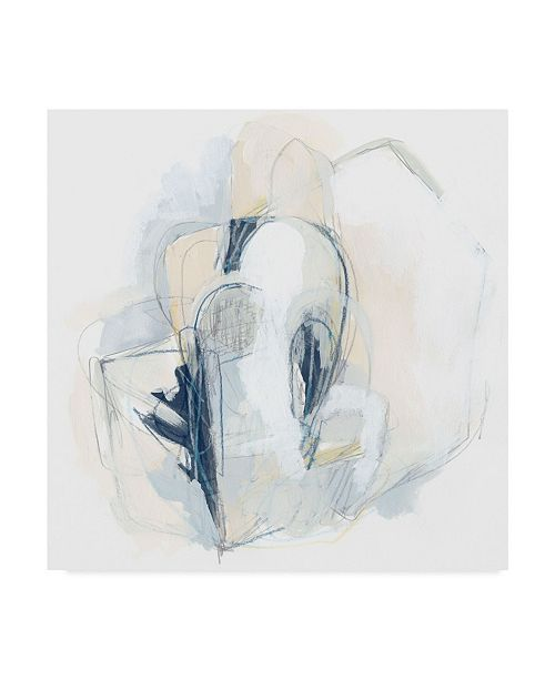 "Trademark Global June Erica Vess Ciudad IV Canvas Art - 27"" x 33"""