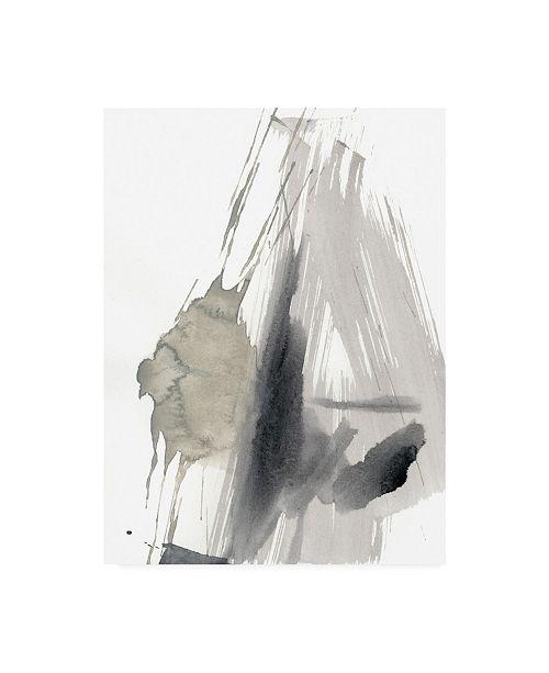 "Trademark Global Jennifer Goldberger Ua Ch Kinetic Grid V Canvas Art - 37"" x 49"""
