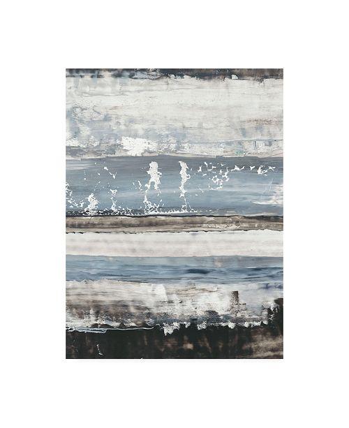 "Trademark Global Ethan Harper Icy Horizon I Canvas Art - 20"" x 25"""