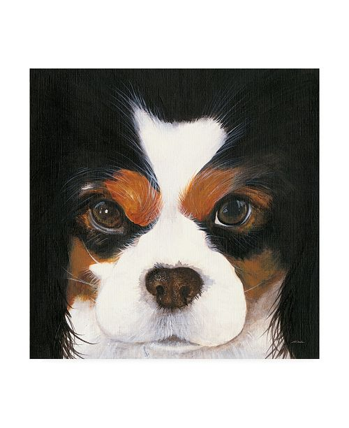 "Trademark Global Patsy Ducklow Gertie II Canvas Art - 15"" x 20"""