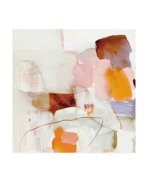 "Trademark Global Victoria Borges Ravel II Canvas Art - 15"" x 20"""