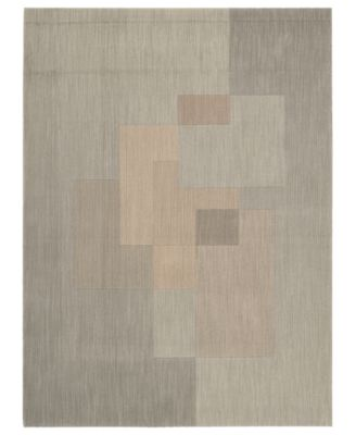 "Home Home Area Rug, CK11 Loom Select Neutrals LS01 Overlay Driftwood 3'6"" x 5'6"""