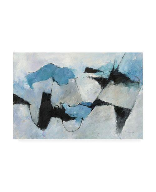 "Trademark Global Mike Schick Shadow of Winter Canvas Art - 27"" x 33.5"""