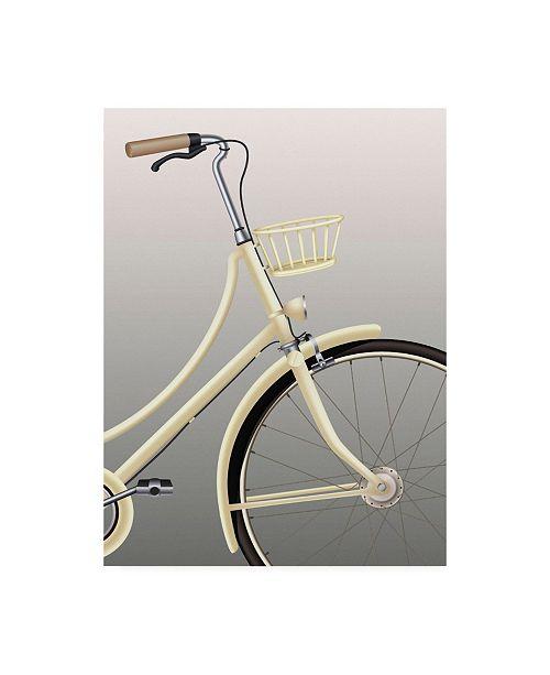 "Trademark Global Design Fabrikken Bicycle Fabrikken Canvas Art - 15.5"" x 21"""