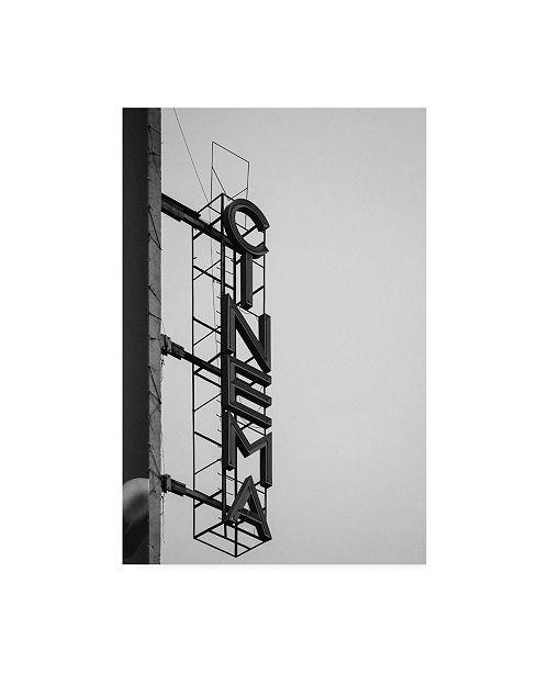 """Trademark Global Design Fabrikken Cinema Fabrikken Canvas Art - 19.5"""" x 26"""""""