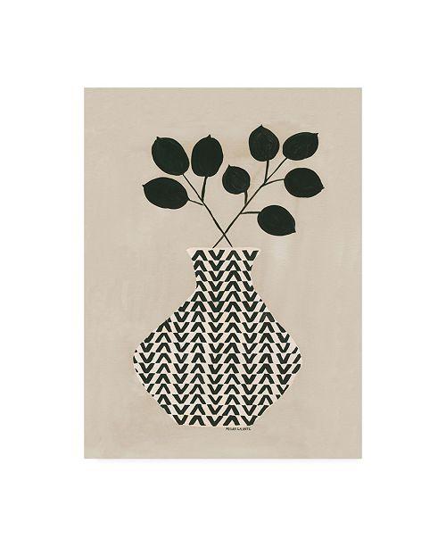 "Trademark Global Megan Galante Vadim Vase Canvas Art - 27"" x 33.5"""