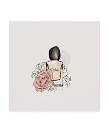 "Incado Perfume I Canvas Art - 15.5"" x 21"""