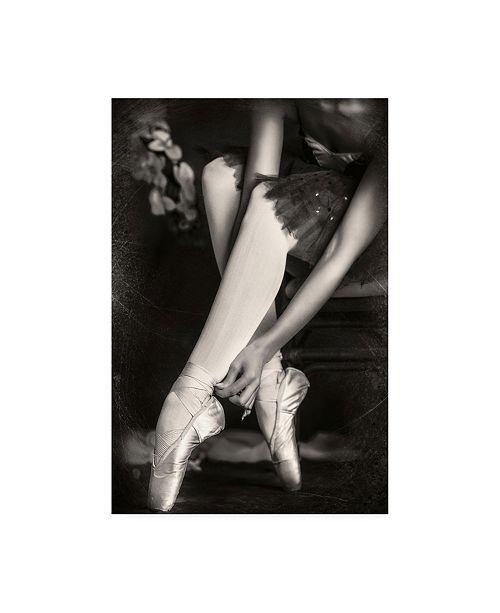"Trademark Global PhotoINC Studio Art of Dance Canvas Art - 15.5"" x 21"""