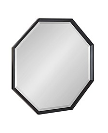 "Calter Framed Large Octagon Wall Mirror - 31.5"" x 31.5"""