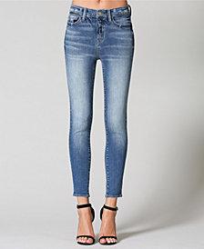 Flying Monkey High Rise Crop Skinny Jeans