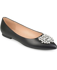 Journee Collection Women's Renzo Flats