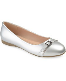 Journee Collection Women's Comfort Trudy Flats