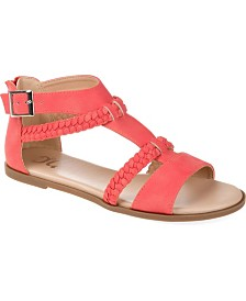 Journee Collection Women's Comfort Florence Sandals