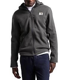 The North Face Men's Gordon Lyons Standard-Fit Sweater-Knit Fleece Hoodie