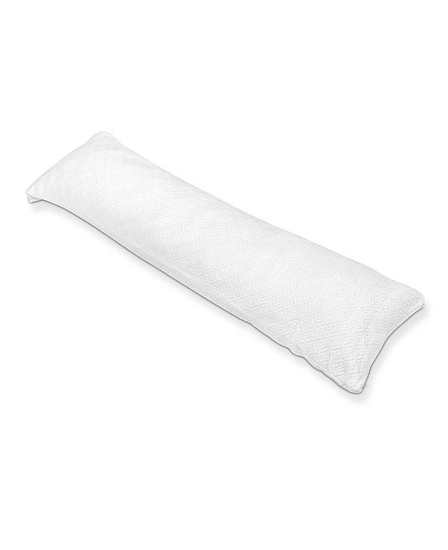 Rio Home Fashions Pure Rest Covered Memory Foam Body Pillow - One Size Fits All