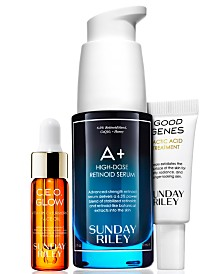 Sunday Riley A+ Limited Edition High-Dose Retinoid Serum Set