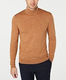 Men's Merino Turtleneck Sweater, Created for Macy's