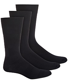 Perry Ellis Men's 3-Pk. Microfiber Socks