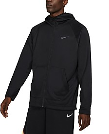 Nike Men's Spotlight Zip Basketball Hoodie