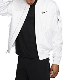 Men's Court Slam Reversible Tennis Jacket