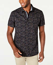 Men's Floral Paisley Shirt, Created for Macy's