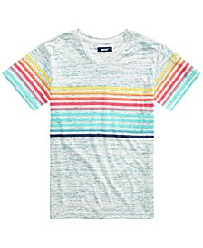Big Boys Palermo Stripe V-Neck T-Shirt