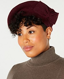 INC Bow Beret, Created for Macy's