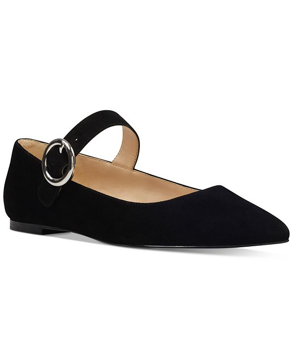 Nine West Aimee Mary-Jane Flats
