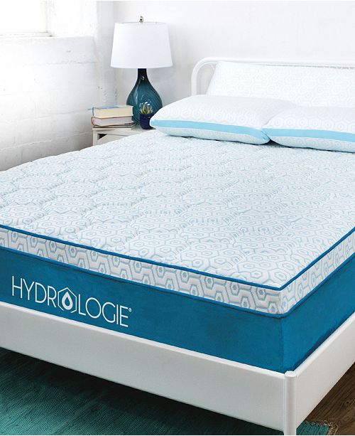 """Rio Home Fashions Hydrologie 10"""" Cooling Mattress - Queen"""