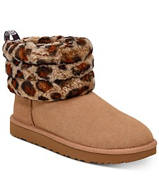 UGG® Women's Fluff Mini Quilted Boots