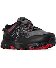Men's 410 V6 Wide Width Trail Running Sneakers from Finish Line