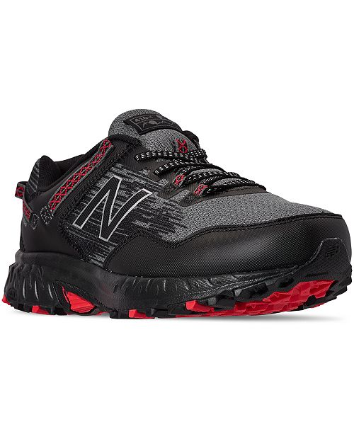 New Balance Men's 410 V6 Wide Width Trail Running Sneakers from Finish Line