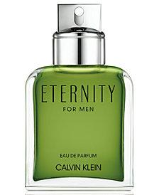 Calvin Klein Men's Eternity Eau de Parfum, 3.3-oz.