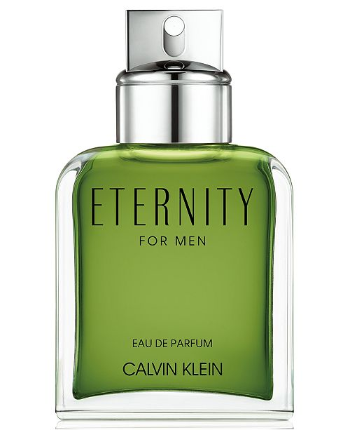 Calvin Klein Men's Eternity Eau de Parfum, 3.3-oz.