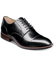 Men's Fifth Avenue Cap-Toe Lace-Up Oxfords