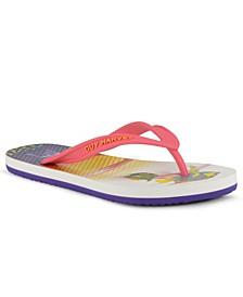 Women's Cayman Clownfish Flip-Flop Sandals