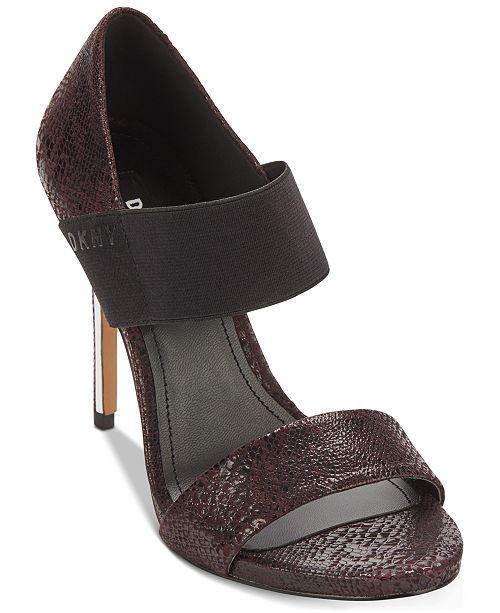 DKNY Iva Dress Sandals, Created For Macy's