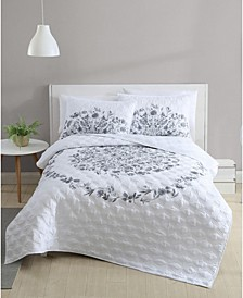 Lauren 2-Piece Quilt Set - Twin XL