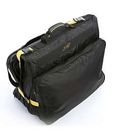 A. Saks Deluxe Expandable Garment Bag