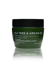 Luseta Beauty Tea Tree & Argan Oil Hair Mask 16.9 Ounces