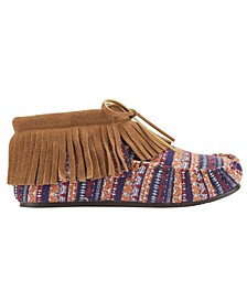 Women's Ava Moccasin Booties