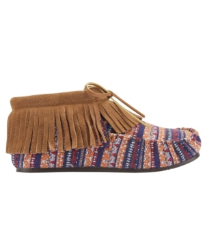 Vintage Boots- Buy Winter Retro Boots Lamo Womens Ava Moccasin Booties Womens Shoes $74.00 AT vintagedancer.com