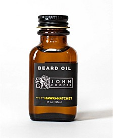 John Cooper Signature Beard Oil