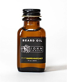 Hawk and Hatchet John Cooper Signature Beard Oil