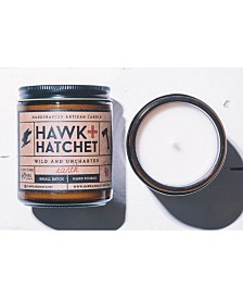Hawk and Hatchet Earth 8 oz Candle