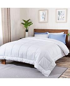 Puredown Dobby Check Alternative Comforter Twin