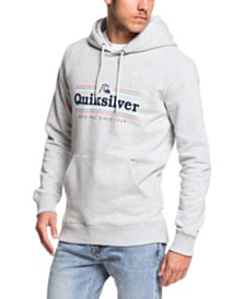 Quiksilver Get Buzzy Screen Fleece